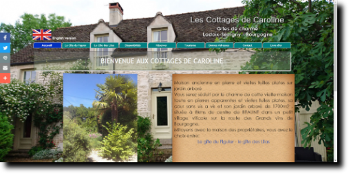 LES COTTAGES DE CAROLINE