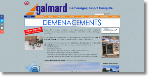 DEMENAGEMENT GALMARD