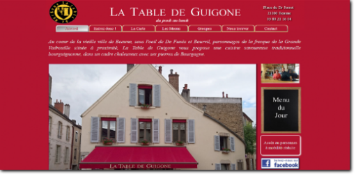 LA TABLE DE GUIGONE